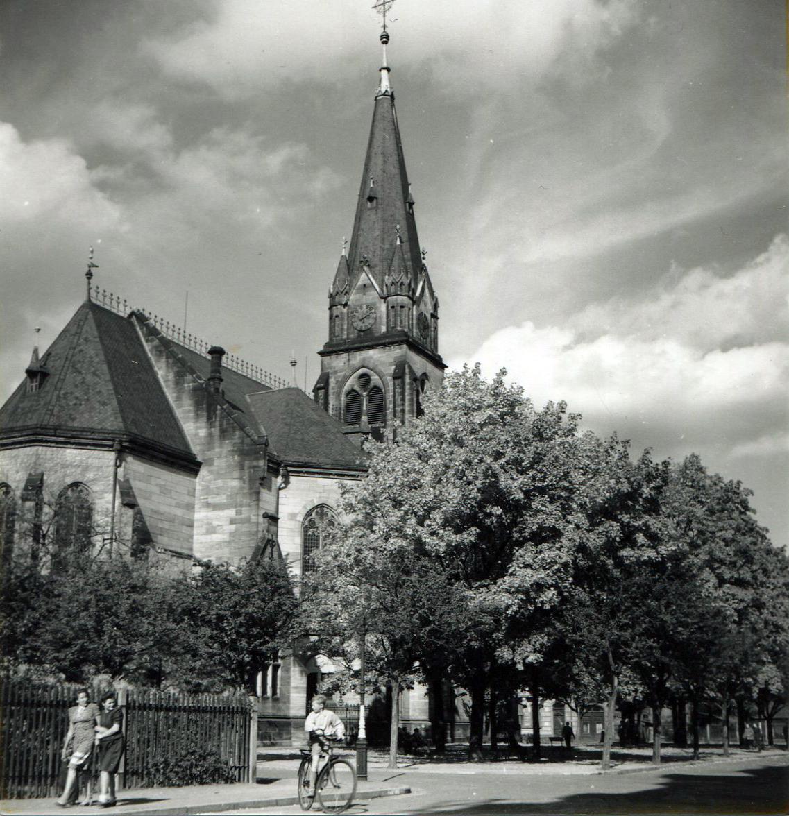 St Paul Kirche