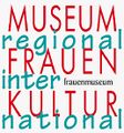 Logo: Museum Frauenkultur Regional – International, 2006