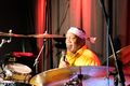 Jazz-Legende Billy Cobham in der Kofferfabrik, Mrz. 2019